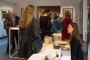 Vernissage de l'exposition de Christian Coigny