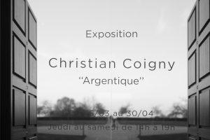 Christian Coigny Vernissage