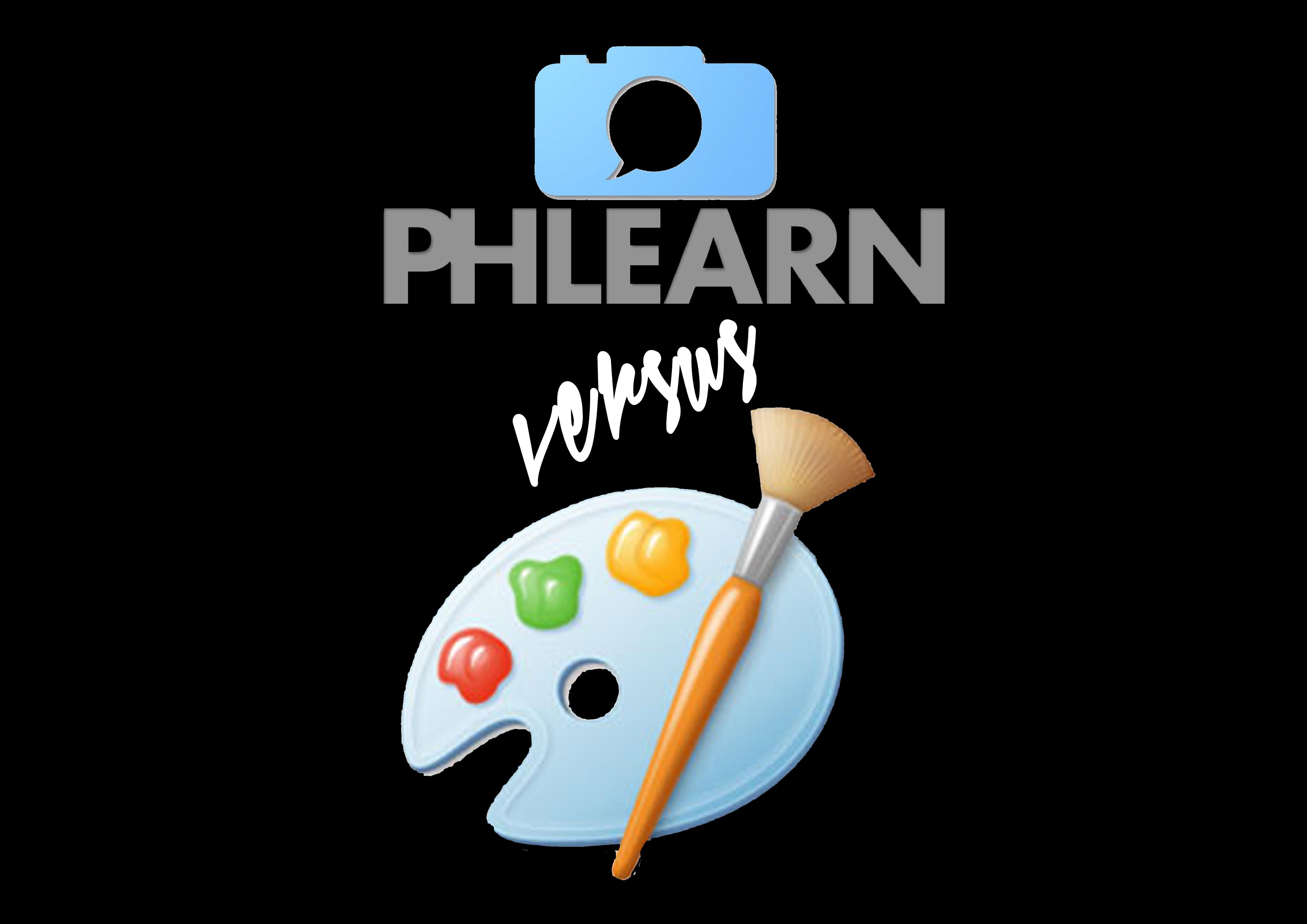 phlearn paint tutoriel