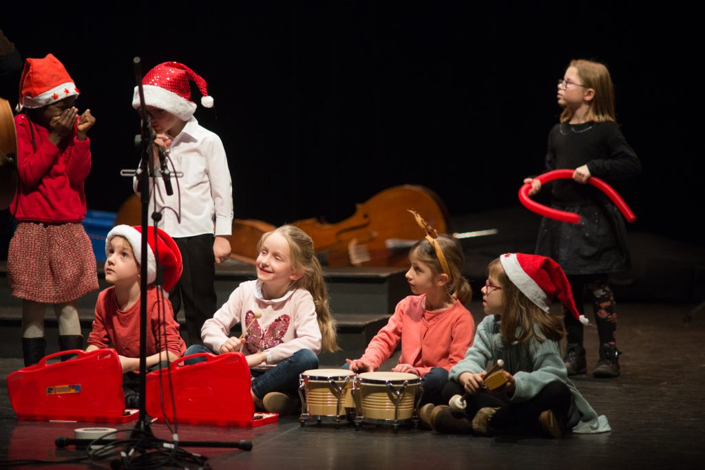 enfants haubourdin musique