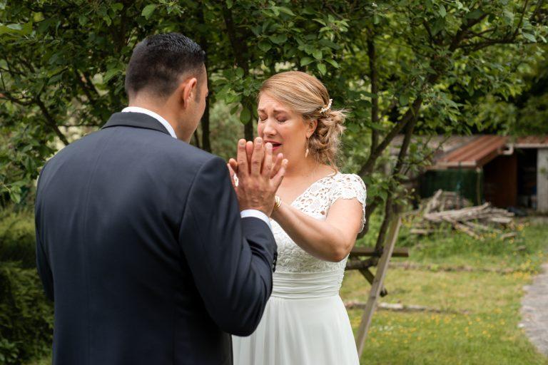 first look découverte mariés