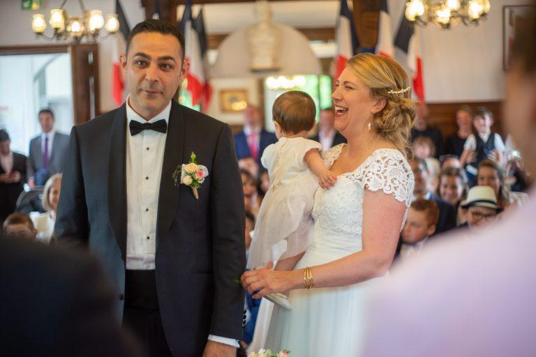 mariage civil enfants