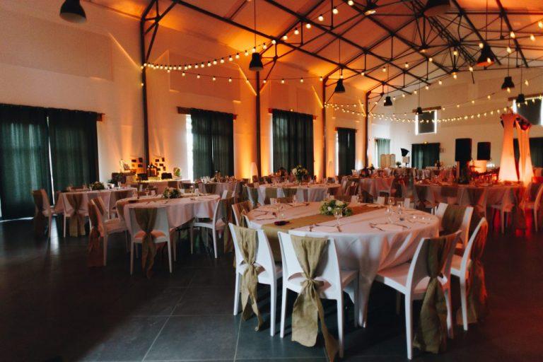 décoration salle mariage champêtre nomade lodge