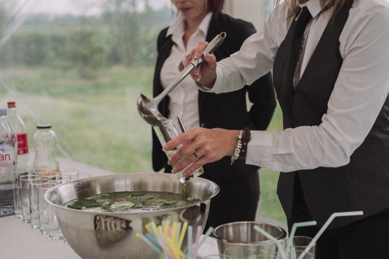 mojito vin d'honneur mariage