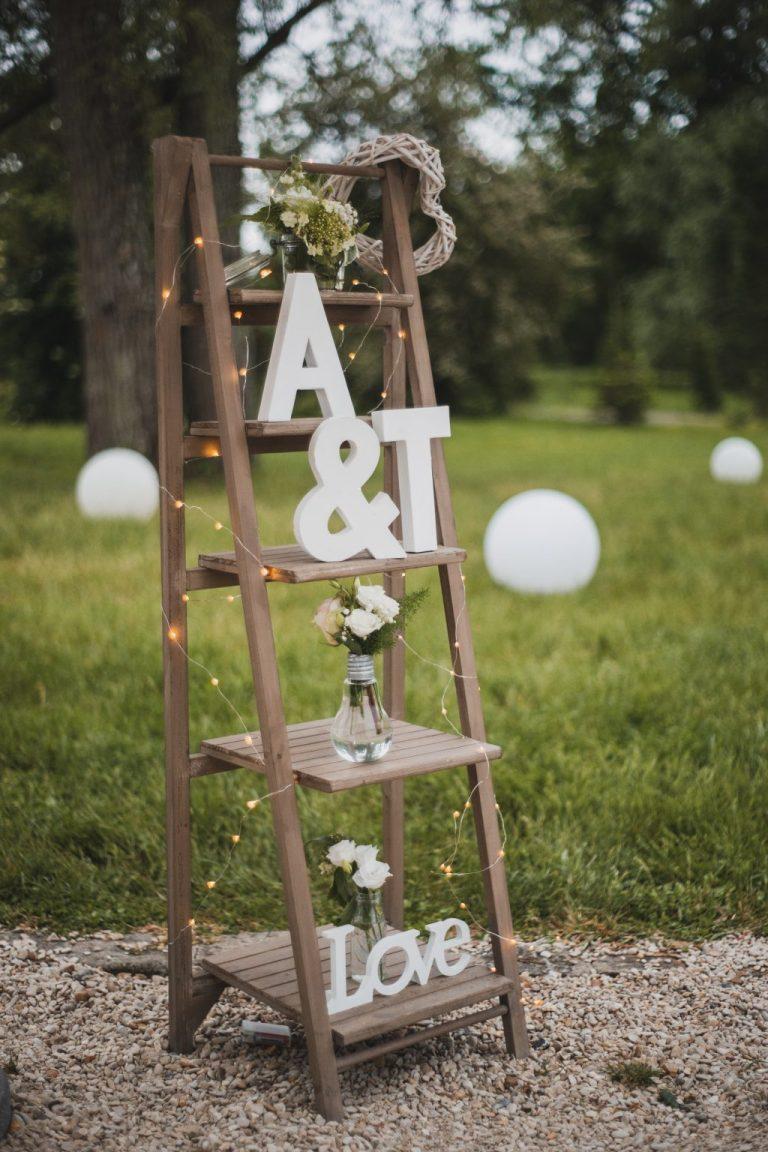 décoration mariage diy