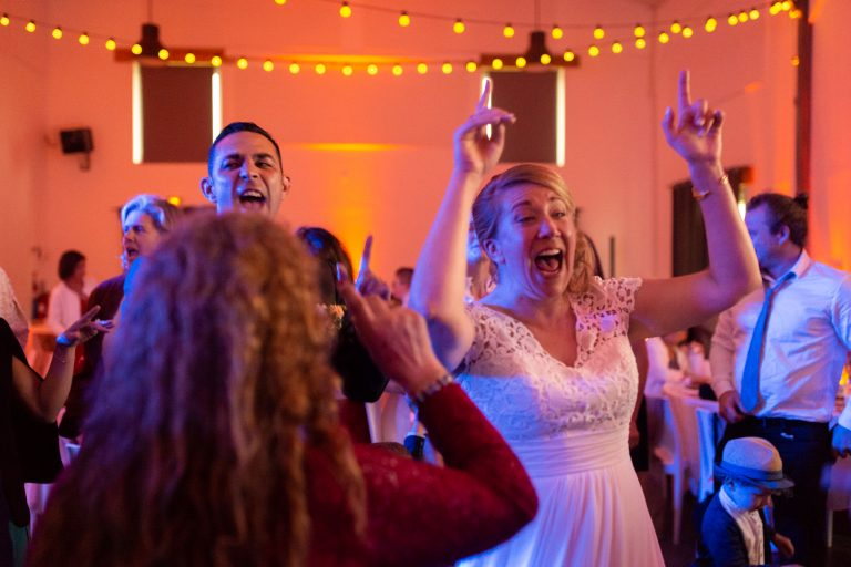 soirée mariage danse