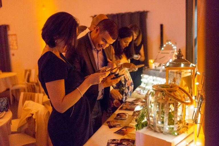 souvenirs cadeaux invités photos mariage