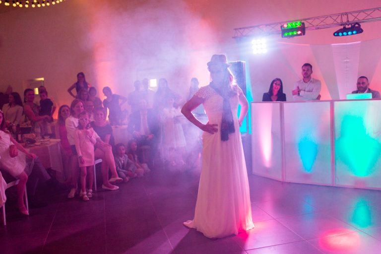 première danse mariage show