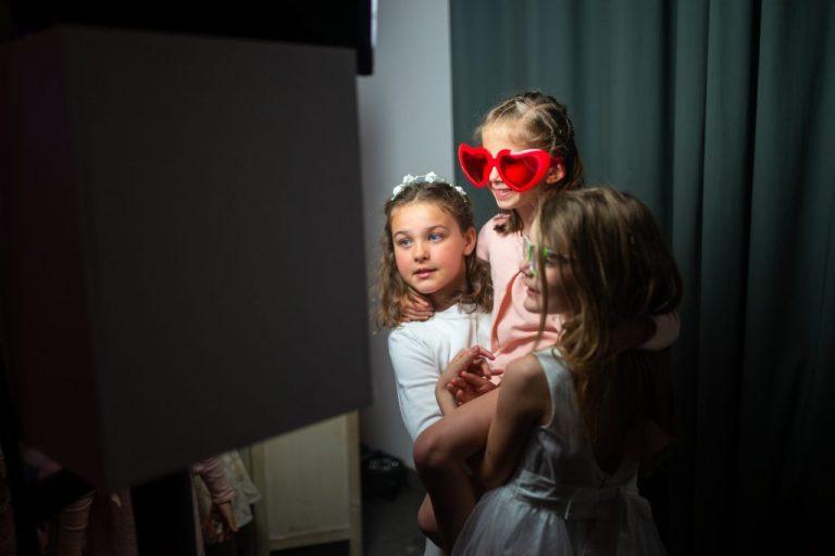 photobooth mariage enfant