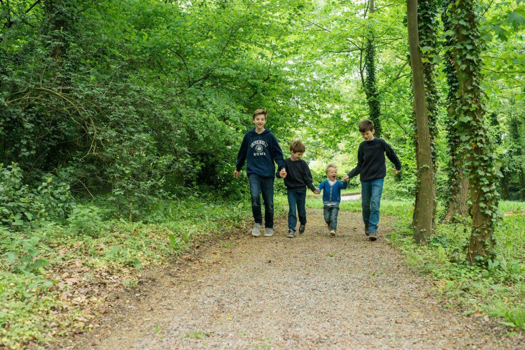 séance photo famille extérieur lille nord photographe