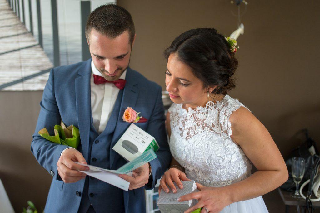 cadeaux mariage carte de voeux
