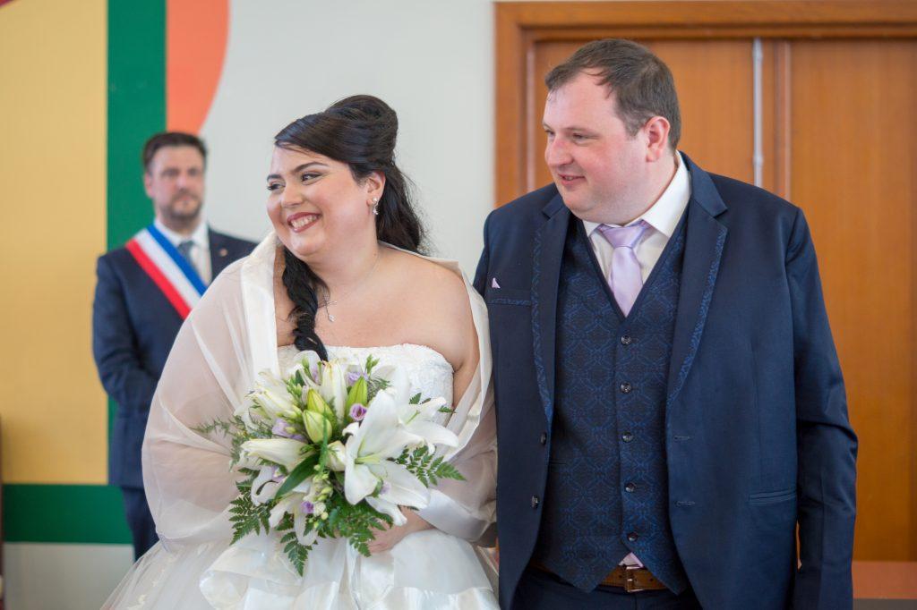 mariage mairie ronchin