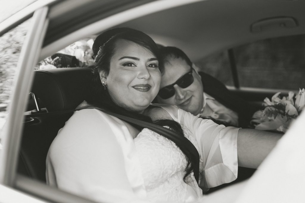voiture mariage coiffure maquillage
