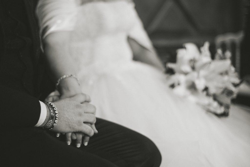 émotion mariage