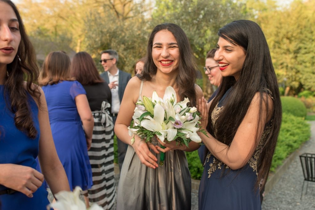 lancer bouquet jeter mariée tradition