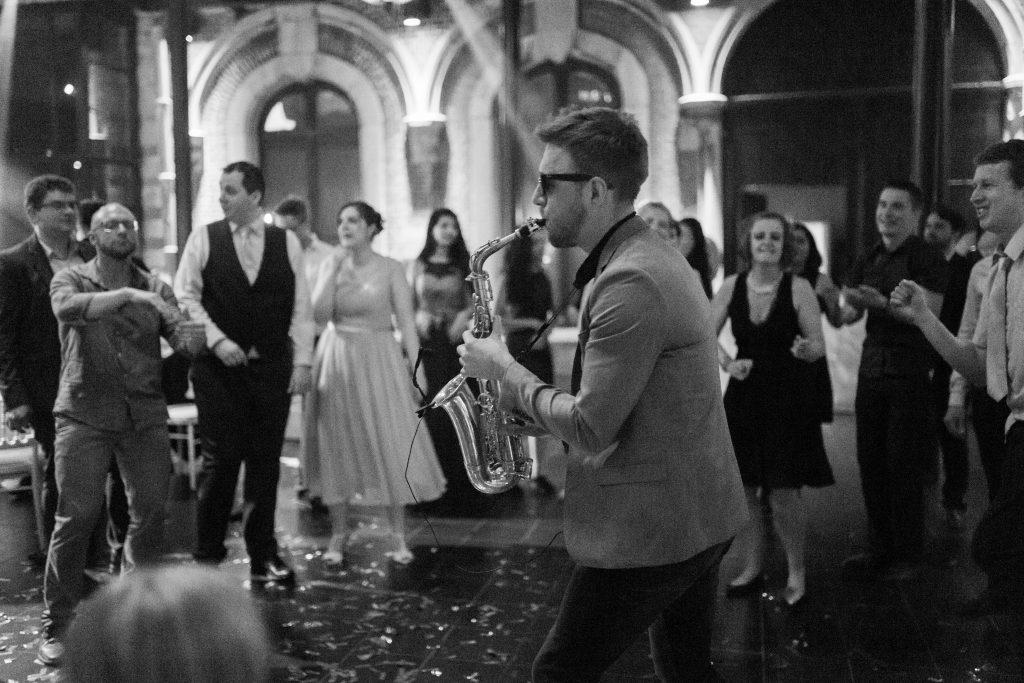 saxophoniste mariage belgique