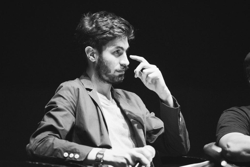 Hugo Lascoux DJ conférence