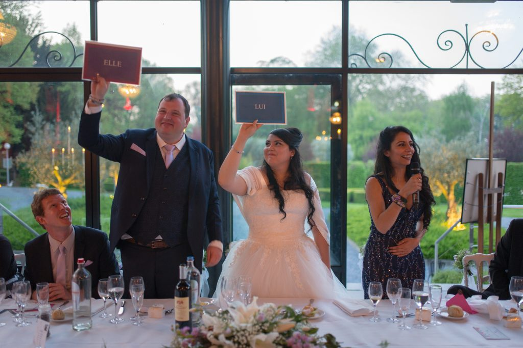 activités soirée mariage animation