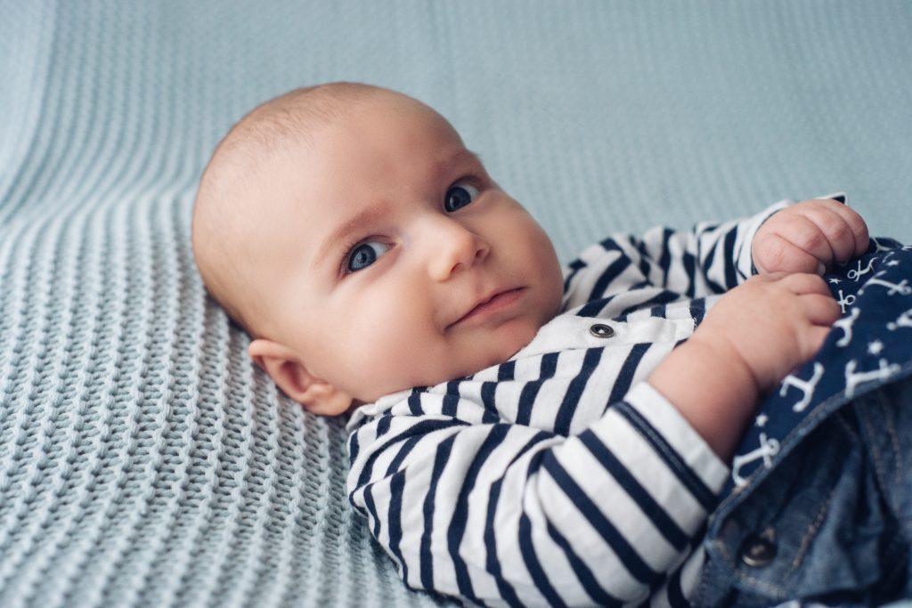 Photo bébé 3 mois