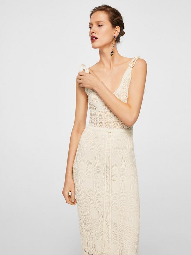 robe de mariée crochet