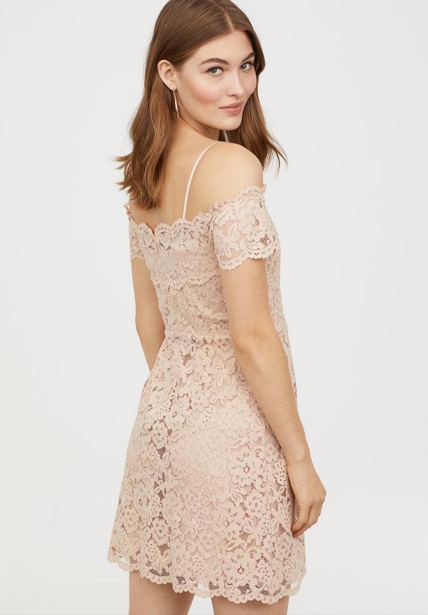 robe de mariée h&m