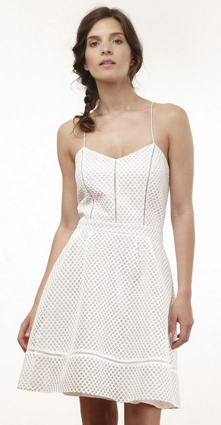 robe de mariée mairie civile