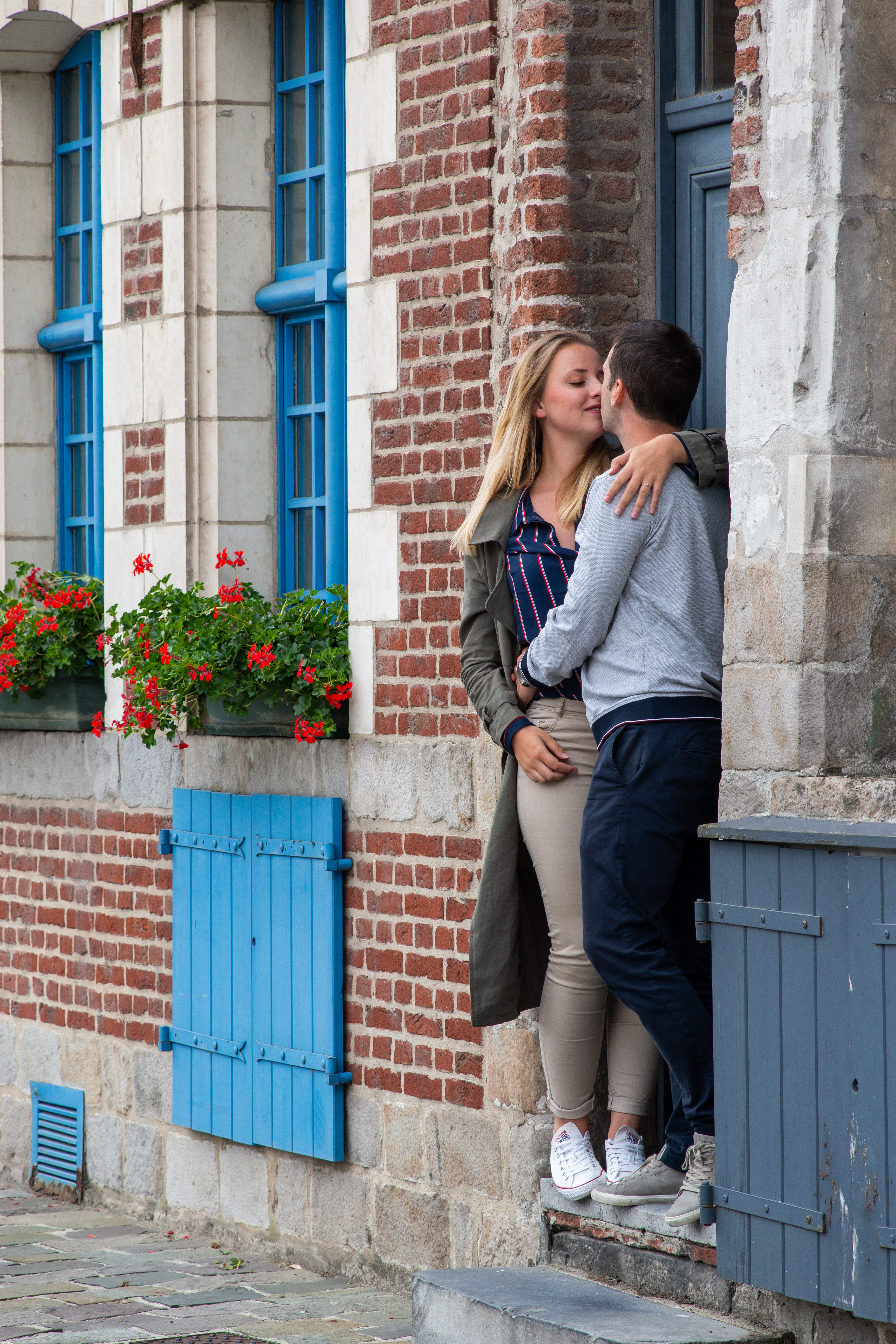 Shooting photo couple Lille