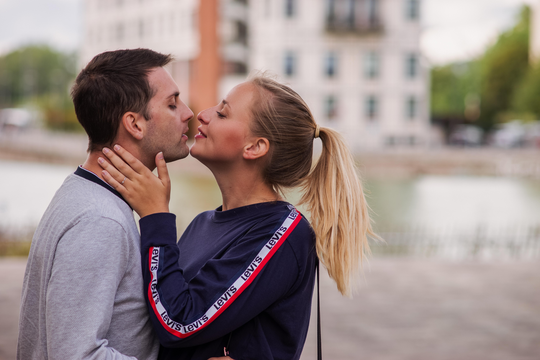 Séance photo couple amoureux