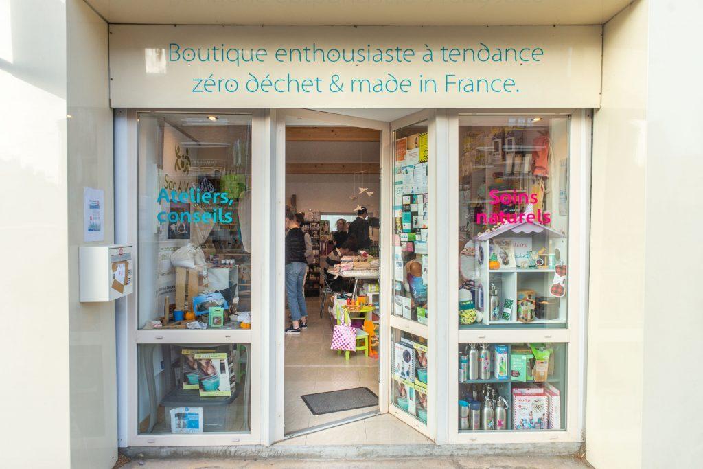 ethics boutique lille zéro déchet maternage