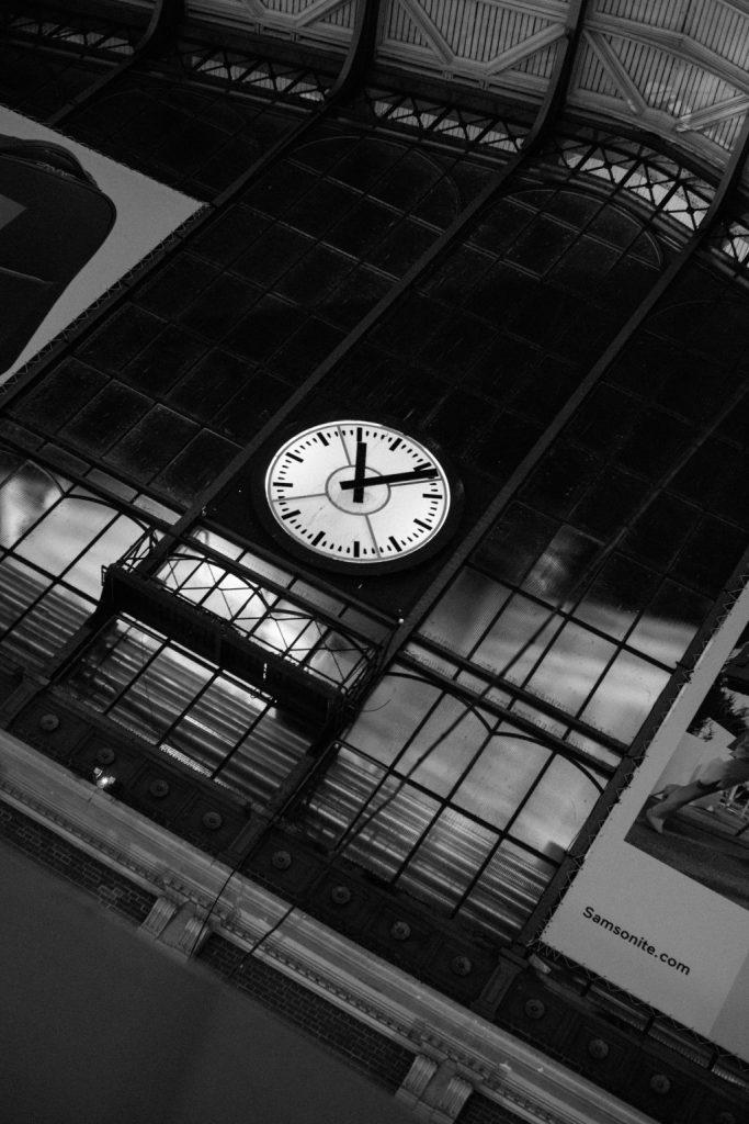 horloge gare lille flandres tgv