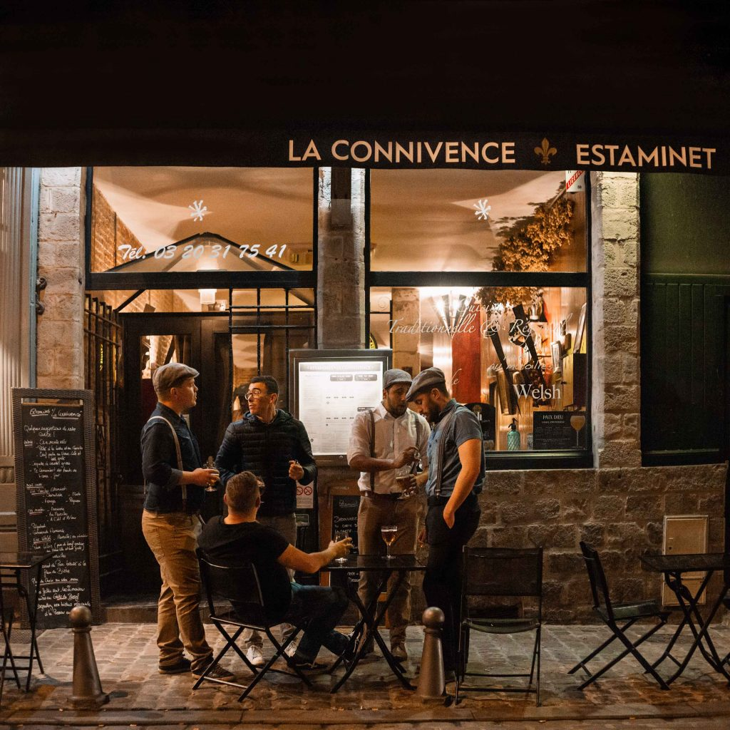 restaurant estaminet vieux lille connivence