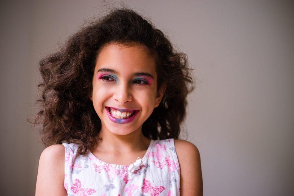 cadeau licorne lille séance photo maquillage