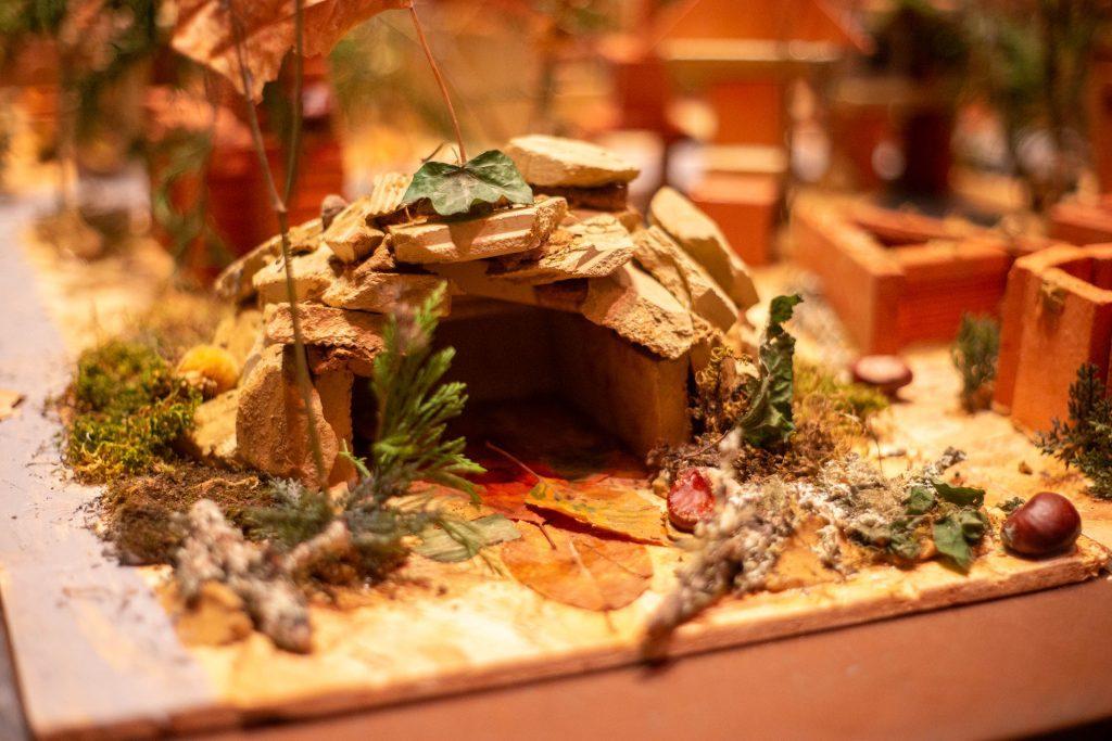 grotte miniature