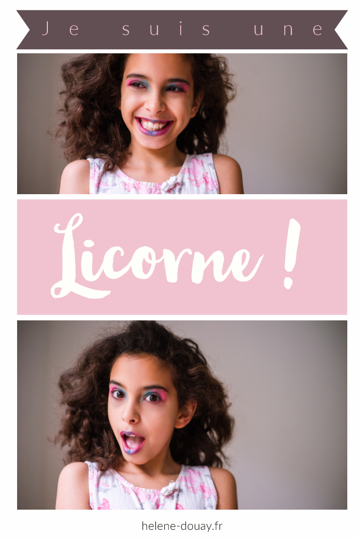 licorne cadeau shooting photo lille