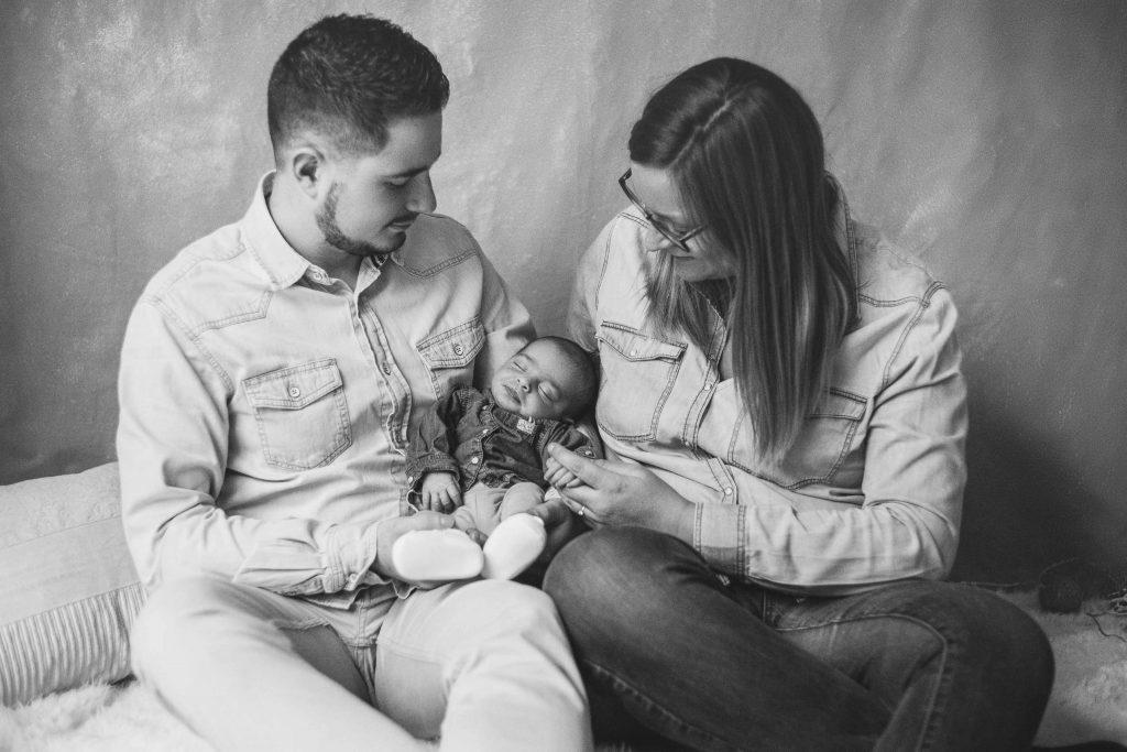 shooting famille bébé