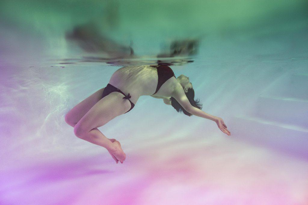 photo aquatique lille nord grossesse piscine