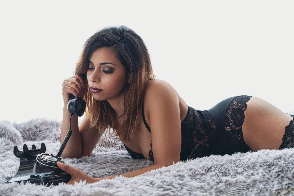 boudoir photographe lille femme