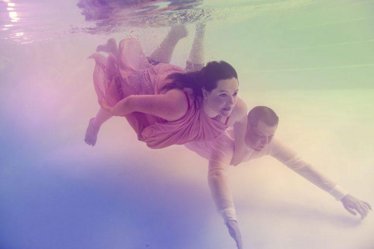 séance photo sous l'eau piscine lille