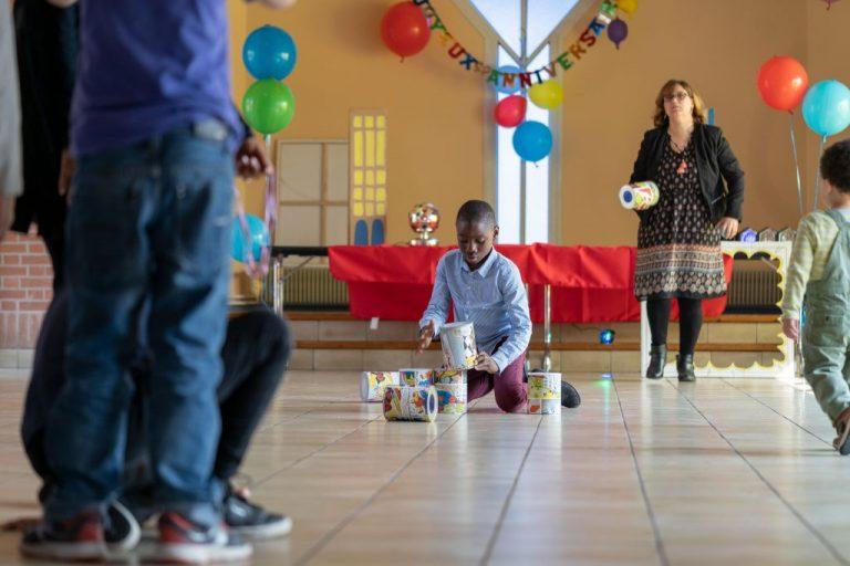 anniversaire enfant 10 ans activité reportage photographe lille lambersart lomme