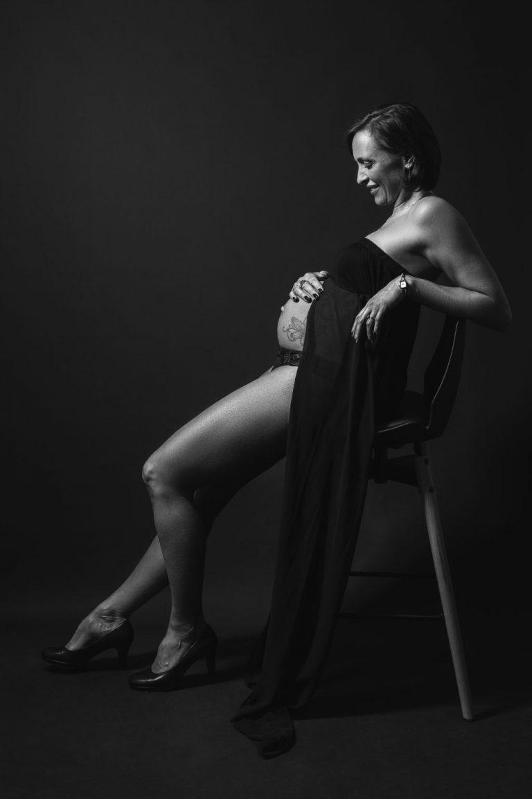 séance photo maternité femme enceinte pma