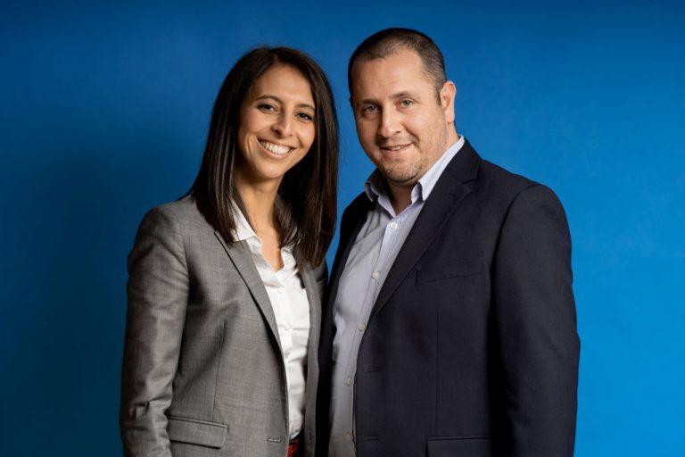 couple entrepreneur créer une société avec son conjoint